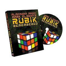 Rubik Remembered by Mark Elsdon