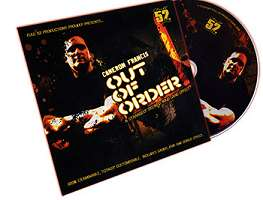Out Of Order - Cameron Francis*