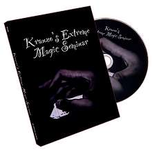 Extreme Magic Seminar by Nathan Kranzo