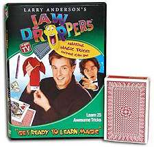 Get Ready To Learn Magic - Jawdroppers