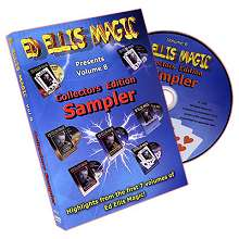 Collectors Edition Sampler - Ellis