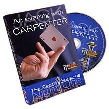 An Evening With Jack Carpenter