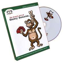The-Secret-Art-Of-Monkey-Business-Volume-2-by-Matthew-Johnson