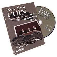 NY Coin Magic Seminar
