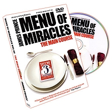 Menu of Miracles III - James Prince