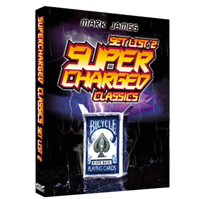 Super Charged Classics by Mark James and RSVP