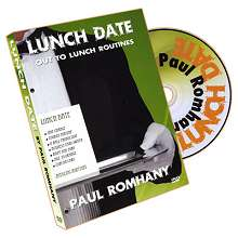 Lunch Date by Paul Romhany