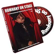 Romhany-On-Stage