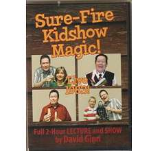 Sure-Fire Kidshow Magic - Ginn