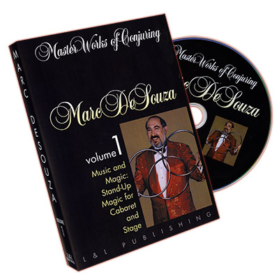 Master Works of Conjuring Vol. 1 by Marc DeSouza*