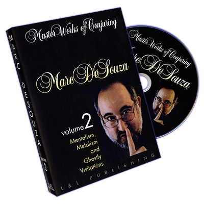 Master Works of Conjuring Vol. 2 by Marc DeSouza*