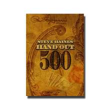 Hand Out 500 - Paul Harris & Steve Haynes