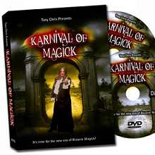 Karnival of Magick - Tony Chris