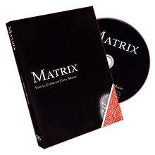 Matrix--Visual-Closeup-Coin-Magic-by-Tomas-Medina