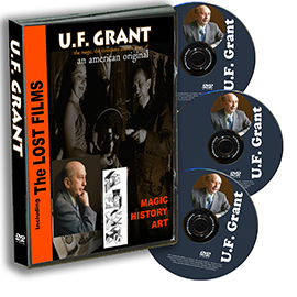 UF Grant DVD Set