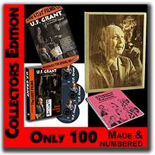 U.F.Grant 3 Box Set DVD - Collectors Edition