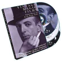 Vintage Magic Films Silent Films of Early Magic Stars