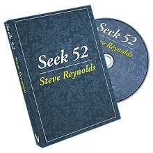 Seek 52 by Steve Reynolds