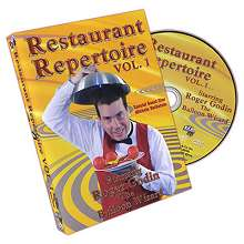 Restaurant Repertoire by Roger Godin