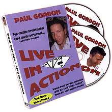 Live In Action by Paul Gordon*