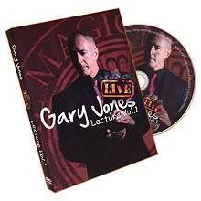 Gary Jones Live