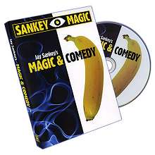 Magic and Comedy by Jay Sankey
