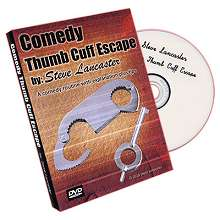Comedy-Thumb-Cuff-Escape