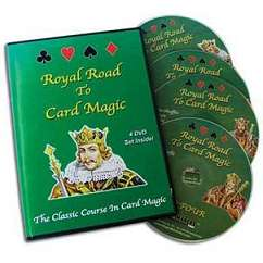 Royal Road to Card Magic - Rudy Hunter*
