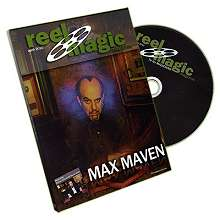 Reel Magic Episode 16 Max Maven*