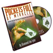 Pockets Full of Miracles (Anniversary Edition) by Diamond Jim Tyler