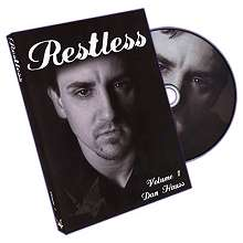 Restless by Dan Hauss 3 Volume Set
