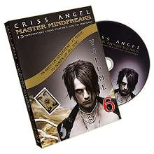 Mindfreaks volume 6 by Criss Angel*