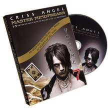 Mindfreaks volume 7 by Criss Angel*