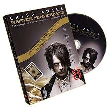 Mindfreaks volume 8 by Criss Angel