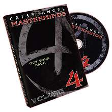 Masterminds  by Criss Angel - Vol 4 Got Your Back