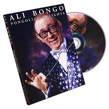 Pongolian Delights by Ali Bongo