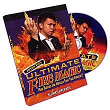 Ultimate Fire Magic by Jeremy Pei