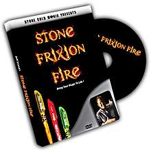Stone Frixion Fire by Jeff Stone*