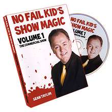 No Fail Kids Magic Set by Sean Taylor