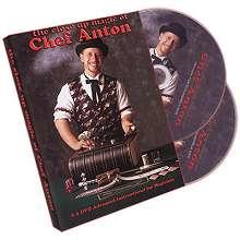 Close-Up Magic Of Chef Anton