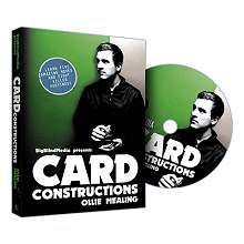 Card Constructions by Ollie Mealing - video DOWNLOAD