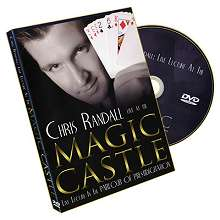 Live at the Magic Castle by Chris Randall - video DOWNLOAD