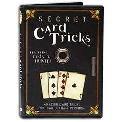 Secret Card Tricks by Rudy Hunter