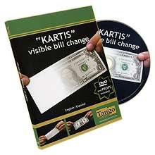 The Kartis Visible Bill Change