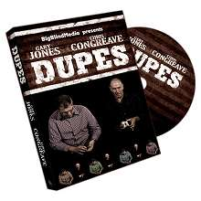 Dupes by Gary Jones and Chris Congreave*