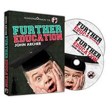 Further-Education-by-John-Archer