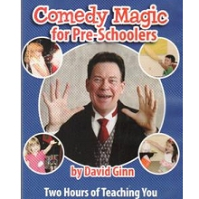 Comedy Magic For Pre Schoolers - Ginn