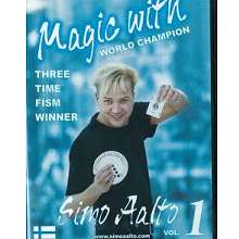 Magic With Simo Alto