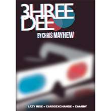 3hree Dee by Chris Mayhew