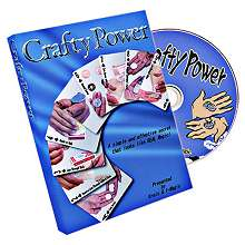 Crafty-Power-by-Kreis-Magic--DVD
